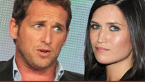 Josh Lucas Divorce -- Wife Wants LOTS Of Money