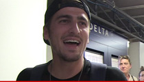 Big Time Rush Singer to Fan -- I'll Pay Your Speeding Ticket ... But I Want Some Favors