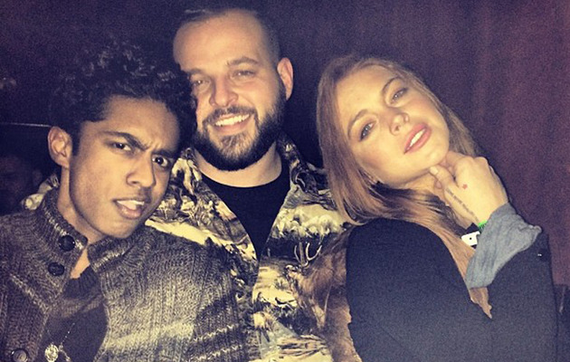 """Another """"Mean Girls"""" Reunion -- Who'd Lindsay Lohan Hang With Now?"""