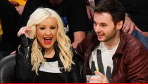 Christina Aguilera -- ENGAGED To Production Assistant!