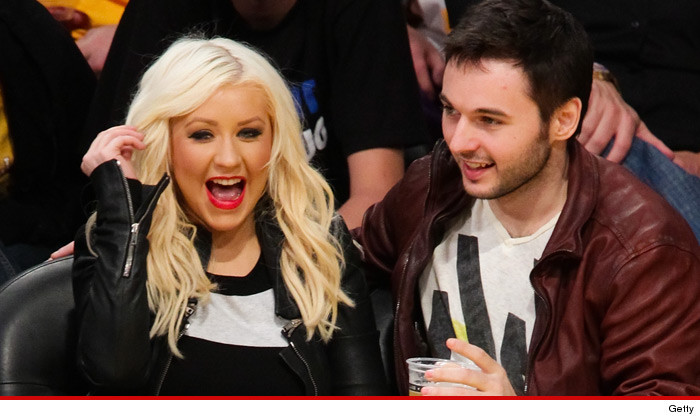 0214-xtina-matt-rutler-getty