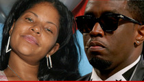 Diddy -- My Baby Mama Screwed Me and the Bank Over