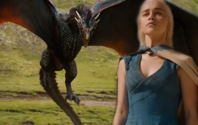 "New ""Game of Thrones"" Trailer: Vengeance, Dragons & More!"