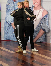 Video: Rebel Wilson & Ellen DeGeneres Debut Hilarious Duet