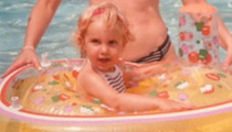 Guess Who This Buoyant Baby Turned Into!