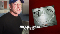 Michael Lohan's Baby Mama -- He Threatened to Stab Me ... 'I'm Gonna Kill You Bitch'