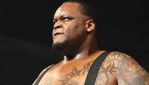Big Daddy V Dead -- WWE Star Dies from Heart Attack at 42