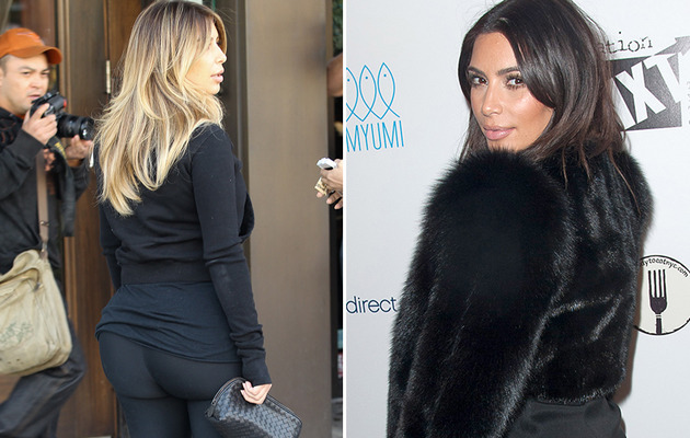 Kim Kardashian SLAMS Butt Implant & Injection Reports