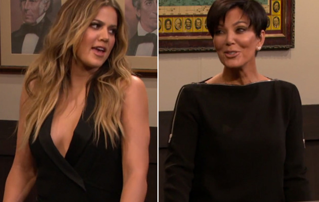 Khloe Kardashian Takes Kris Jenner to Court -- Slams Her for Playing Favorites