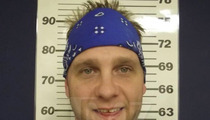 3 Doors Down Bassist Todd Harrell Arrested -- Another DUI Mug Shot