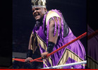 WWE Star Big Daddy V -- Dramatic Weight