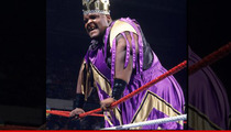 WWE Star Big Daddy V -- Dramatic Weight Loss Before Deadly Heart Attack