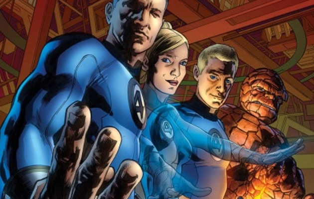 "New ""Fantastic Four"" Cast Revealed -- Who's In?"