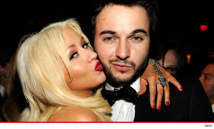 0220_xtina_matt_rutler_getty