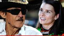 Richard Petty to Danica Patrick -- I ACCEPT THE CHALLENGE ... Let's Race!