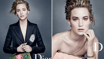 Jennifer Lawrence Looks Gorgeous In New Dior Campaign