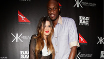 "Lamar Odom on Divorce From Khloe Kardashian: ""She'll Always Be My Wife"""