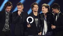One Direction -- NOT BREAKING UP ... Because They Owe, They Owe