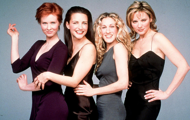 """Sex and the City"" Turns 10 -- See The Entire Cast Then & Now!"