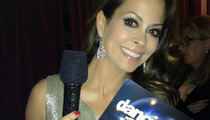 "Brooke Burke-Charvet Jokes About Being Fired From ""DWTS"""