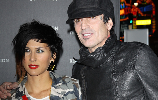Tommy Lee Engaged to Longtime Girlfriend Sofia Toufa