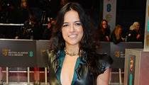 Michelle Rodriguez Shares Nude Photo of Herself Sunbathing!
