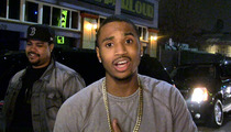 Trey Songz to Gucci Mane -- Stop Getting Arrested ... Be Smuggy, Not Thuggy