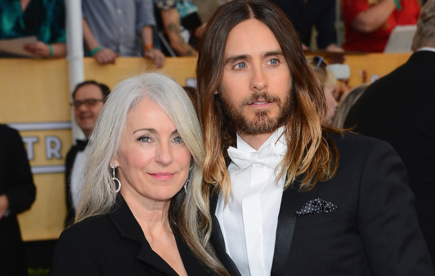 Jared Leto Tells His Mom She's His Oscars Date -- See Her Adorable Reaction!