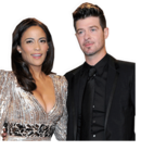 Robin Thicke & Paula Patton Split