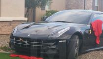 Cops: Richie Incognito Smashed Ferrari Himself
