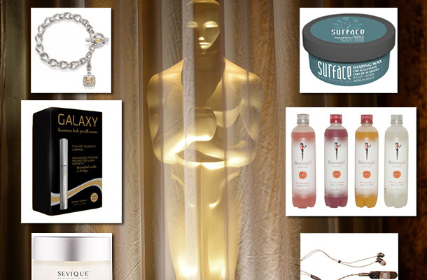 Win an Oscar Swag Bag with Jewelry, Beauty Products & More!