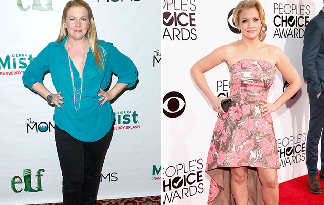 Melissa Joan Hart Flaunts 40-Pound Weight Loss