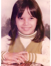 Throwback Thursday: See Padma Lakshmi As A Cute Kid