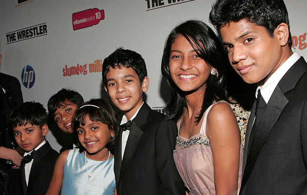 """Slumdog Millionaire"" Kids Reunite, 5 Years Later -- See How They've Grown!"