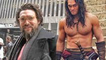 Jason Momoa -- Banging to Stay in Shape