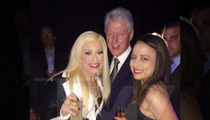 Bunny Ranch Owner -- My Hookers Were Invited Guests At Clinton Charity Event