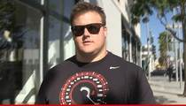 Richie Incognito -- I'm Out of the Psych Ward ... and Back on Twitter