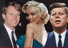Marilyn Monroe -- Alleged Sex Tape with Kennedys Going