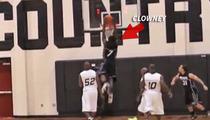 Jadeveon Clowney -- I'm A Basketball Freak Too ... Here's Proof