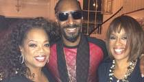 Snoop Dogg -- I Forgave Oprah For Calling Me a Misogynist