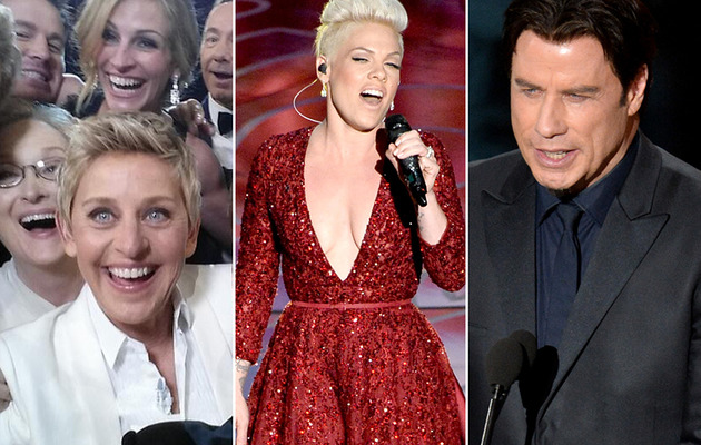86th Annual Academy Awards: The Can't-Miss Moments!