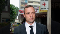 Oscar Pistorius -- Murder Trial Begins ... I Heard 'Bloodcurdling Screams'