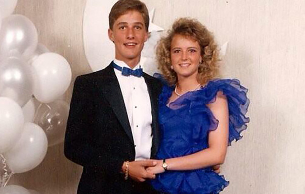 Matthew McConaughey's Prom Photo Resurfaces After Oscar Win