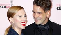 Scarlett Johansson -- 5 Months PREGNANT!!!