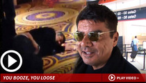 George Lopez -- Downing 52 Shots Was a Blast ... From What I Remember