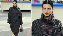 Kendall Jenner Rocks Runway at Chanel's Paris Fashion Week Show!