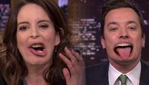 "Watch Tina Fey & Jimmy Fallon Flip Lips and Perform ""Endless Love!"""