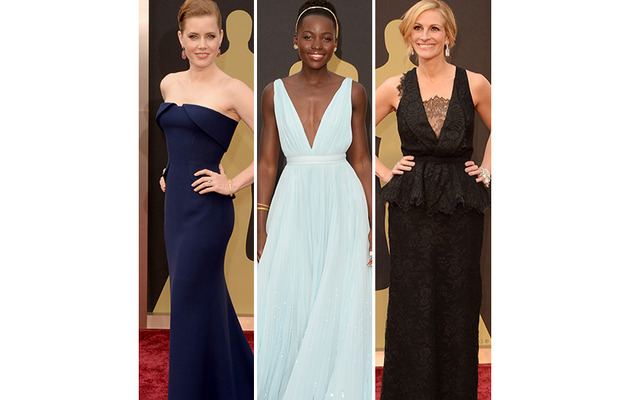 2014 Oscar Dresses: Get the Look for Less!