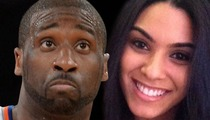 Raymond Felton Divorce -- HE CHEATED ON ME ... NBA Star's Wife Alleges