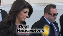 Teresa Giudice -- Prison WON'T Keep Her off 'Real Housewives'